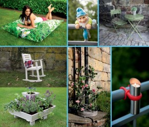 Katalog Outdoor decor & furniture