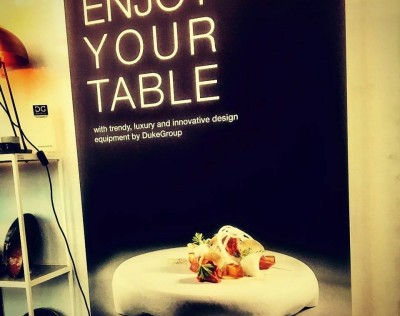 Enjoy your table